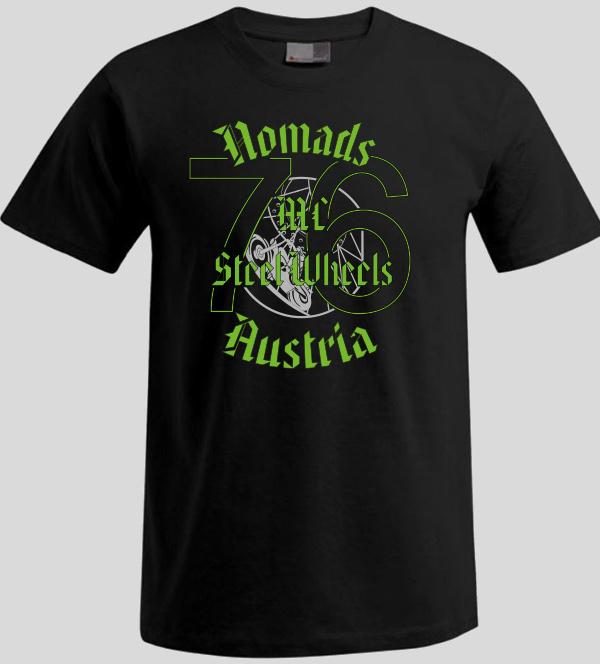 Member T-Shirt Nomads