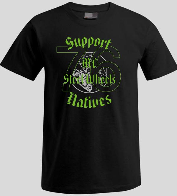 Support T-Shirt Natives
